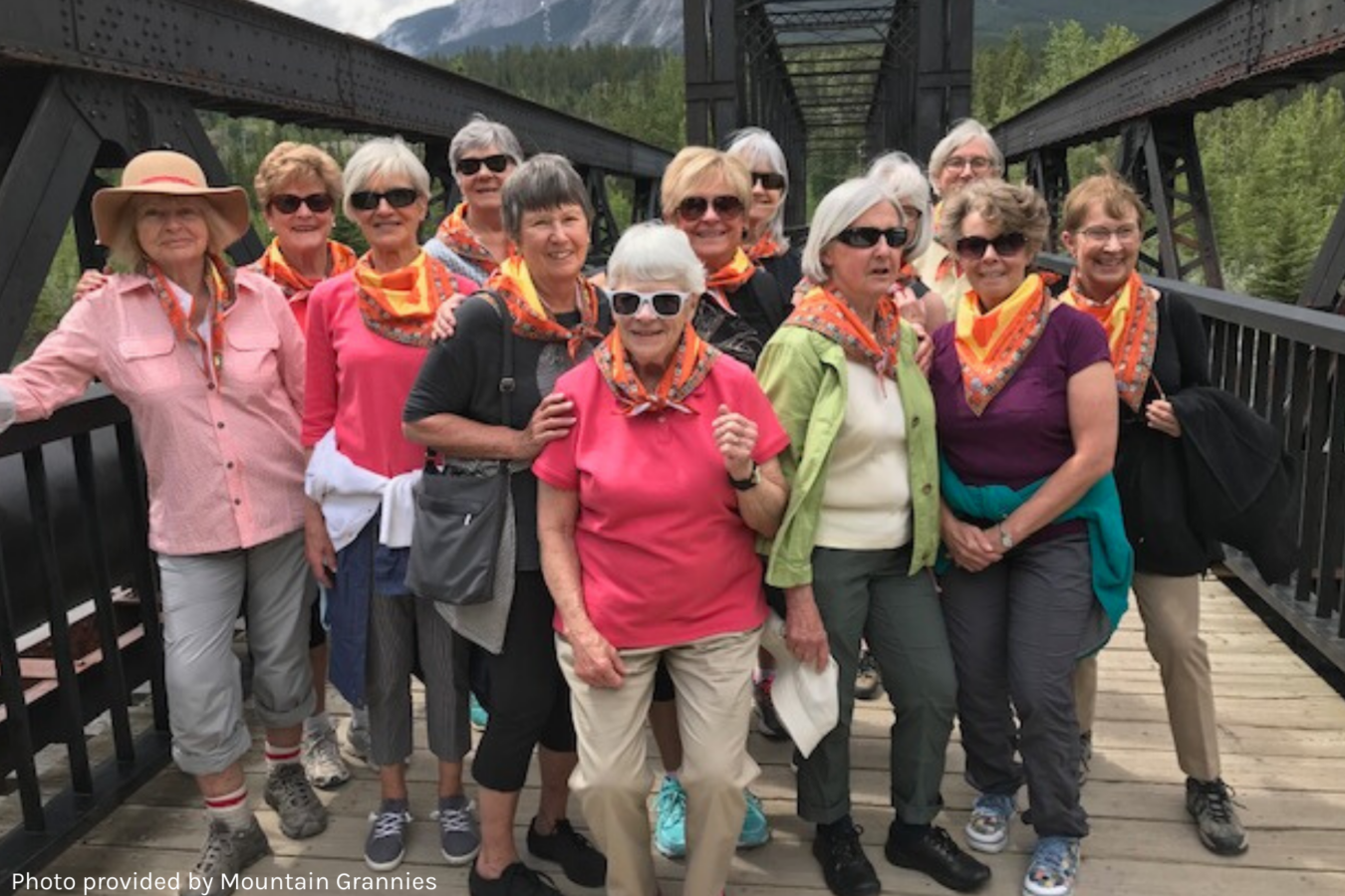 Mountain Grannies