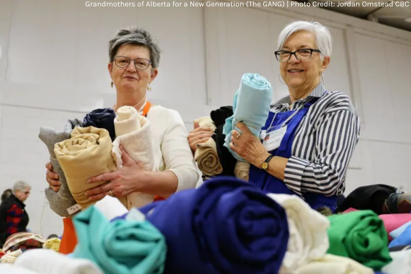 Grandmothers of Alberta for a New Generation (The GANG)