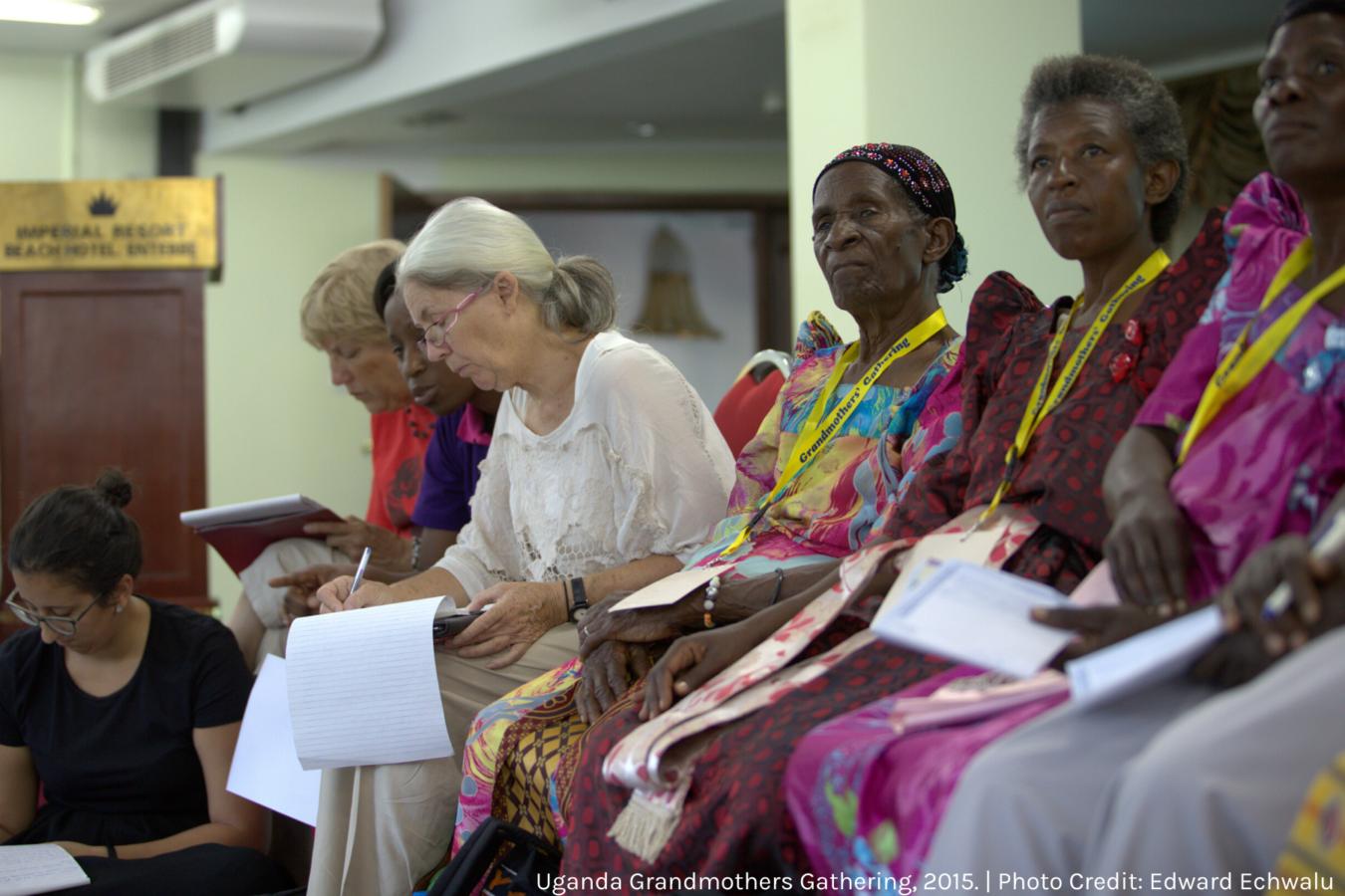 Uganda Grandmothers Gathering