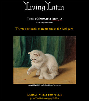The Medieval and Humanist Inspiration for UD's Living Latin Curriculum