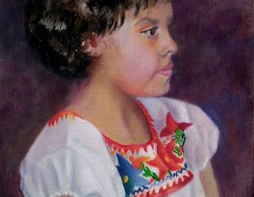 Portrait of Sophia Ortego