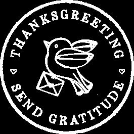 ThanksGreeting Send Gratitude