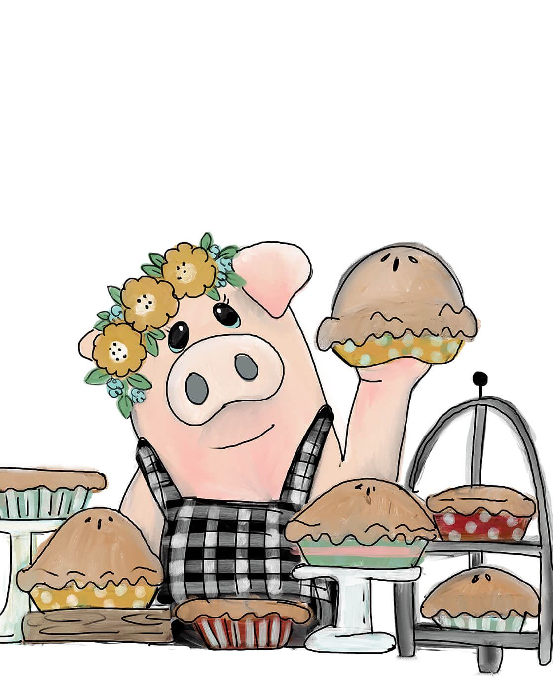Pig and Pies