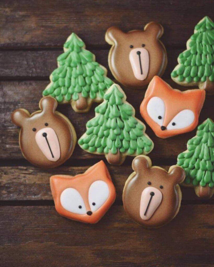 AP Name-Woodland Animals_Tag-Celebrations Vignettes_Season-Winter Christmas