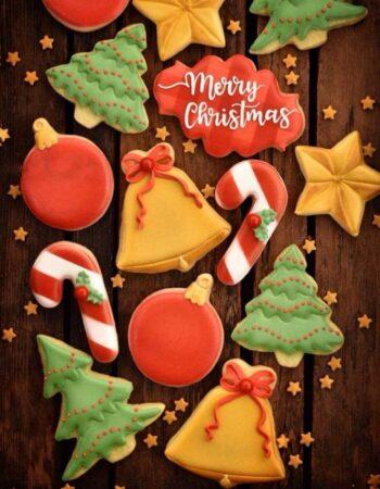 Merry Christmas bells