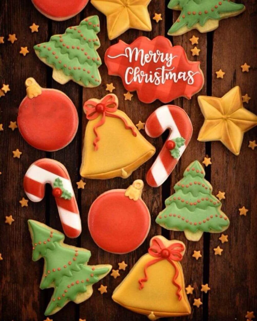 Name-Merry Christmas bells_Tag-Celebrations Vignettes_Season-Winter Christmas