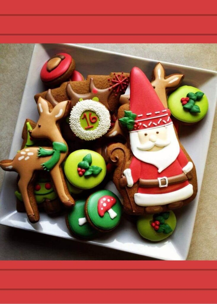 Name-Santa and Friends_Tag-Celebrations Vignettes_Season-Winter Christmas