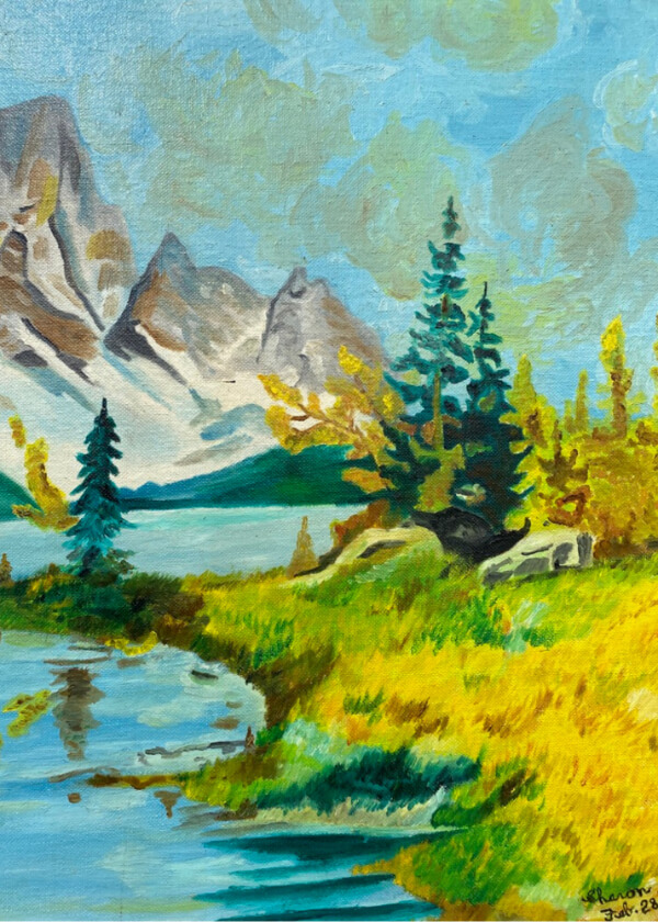 Name-Majestic Mountain_Tag-Nature_Collection Fall