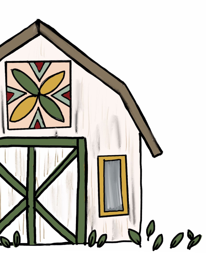 Name-Barn Quilts Friendship_Tag-Nature_Collection-Fall