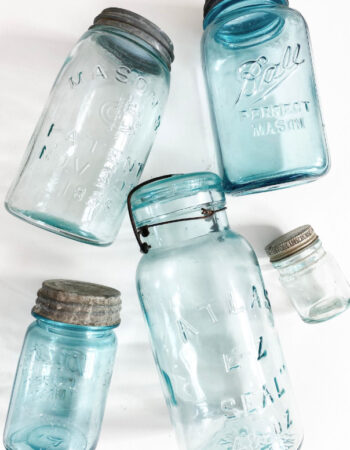 Canning Jars and Sealers