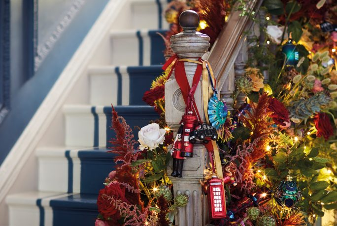 5 Unique ways to decorate your home for Christmas