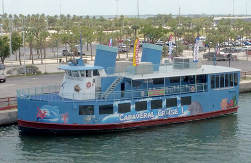 Our Ship - Canaveral Cruise 1
