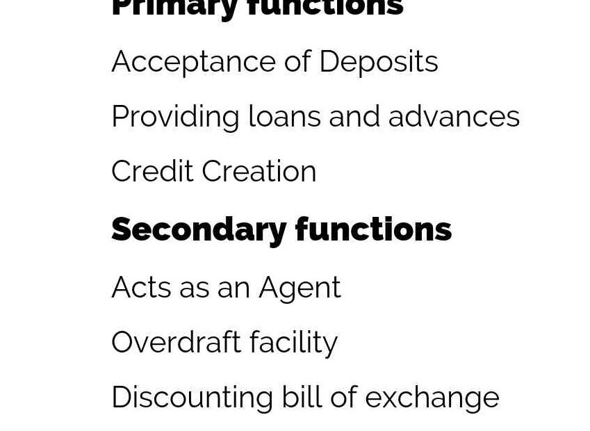 Functions-of-Commercial-Banks