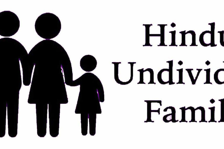 Partnership and Hindu Undivided Family