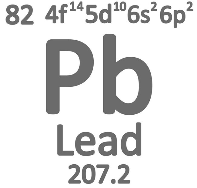 Lead-properties