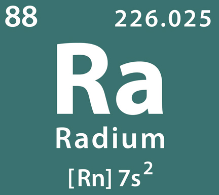 Radium-Properties