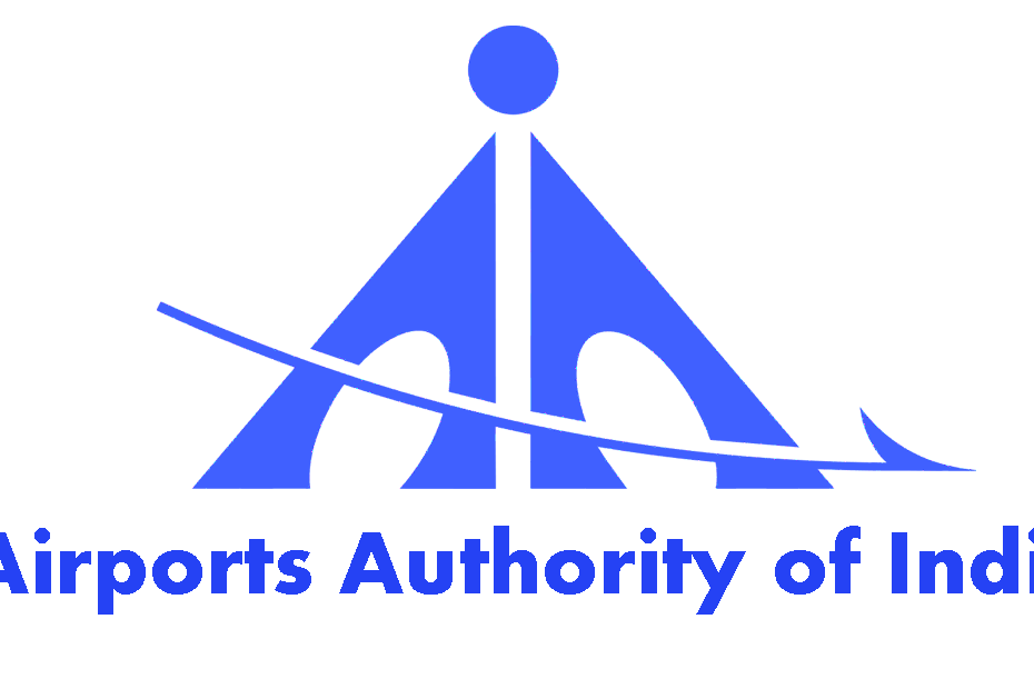airport authority of india-LOGO
