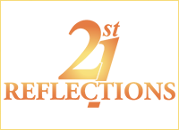 21st reflections logo