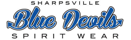Sharpsville Blue Devils Spirit Wear
