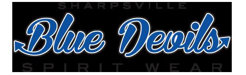 Sharpsville Blue Devils Spirit Wear