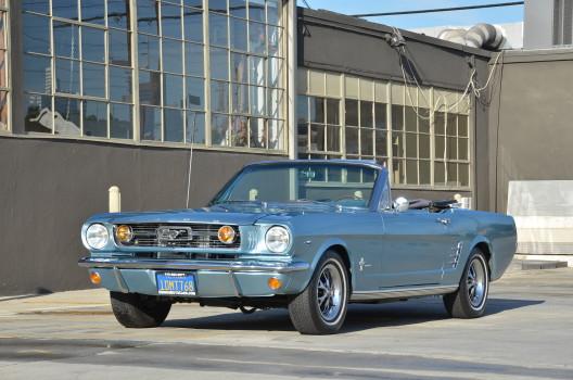 1966 Ford Mustang Convertible 289 V8