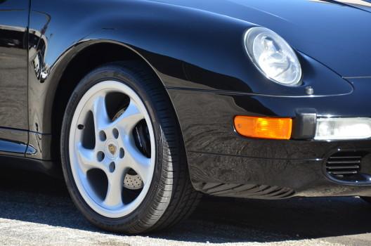 1998 Porsche 911 (993) Carrera C2S