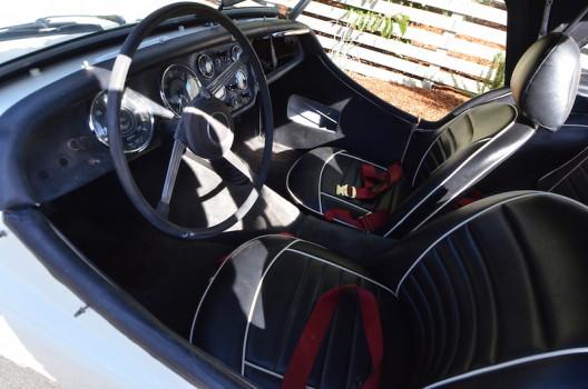 1957 Triumph TR3A Roadster