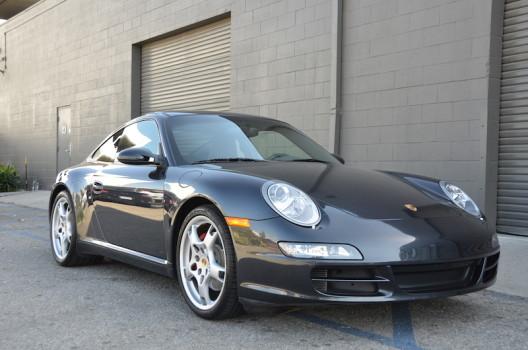2007 Porsche 911 (997) Carrera S 6 speed