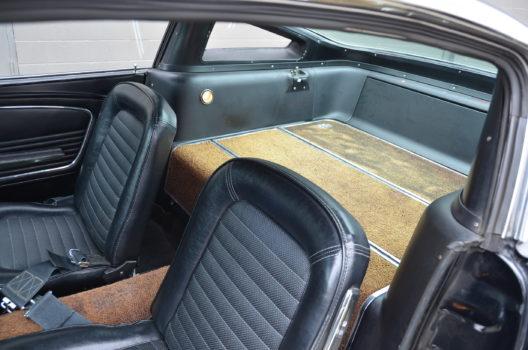1966 Ford Shelby GT 350 Hertz 4 Speed