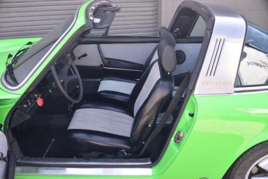 1969 Porsche 911E Targa restored SOLD