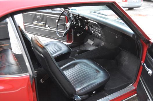 1967 Chevrolet Camaro Coupe