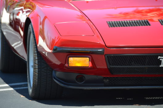 1972 De Tomaso Pantera SOLD
