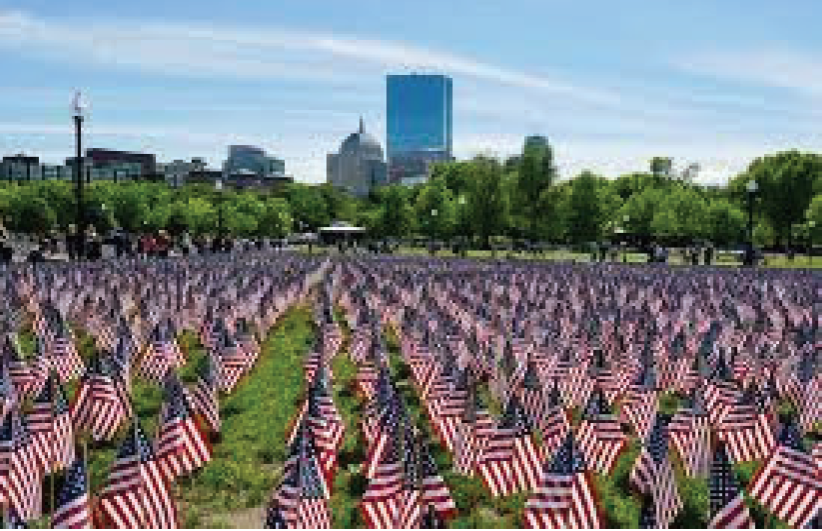 Memorial Day Boston