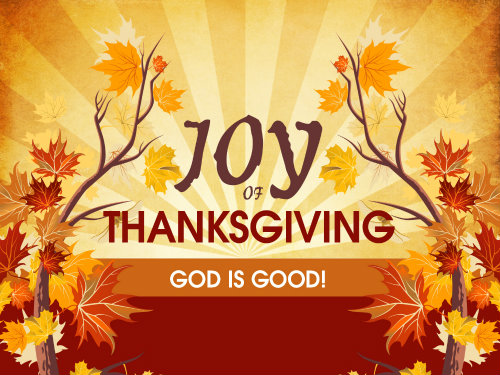 Twelfth Baptist Church Celebrates the Joy of Thanks Giving