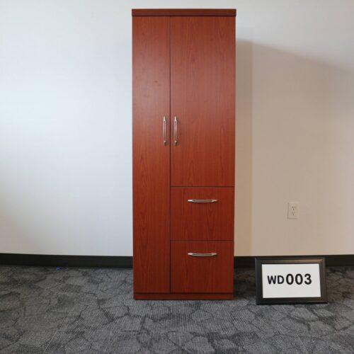 Monarch Office Furniture WD003 NEW Safco Aberdeen Wardrobe for slae