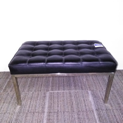 Used office furniture small bench