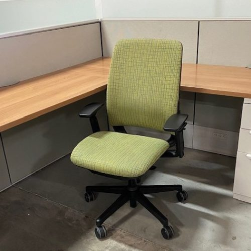 Pre-owned Steelcase Amia task chair for sale