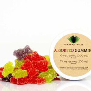 Assorted Gummies
