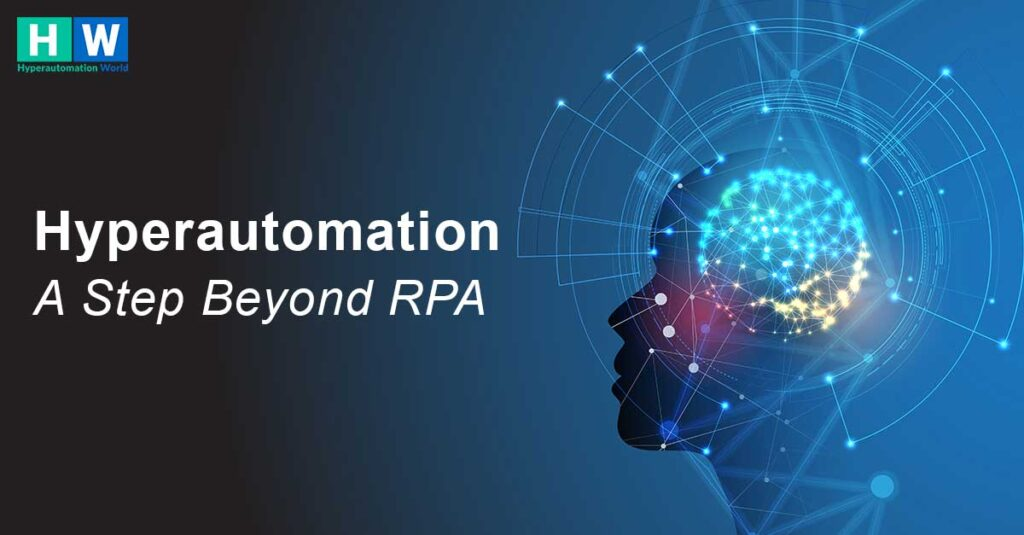 Hyperautomation is a combination of robotic process automation, artificial intelligence, machine learning, service desk and other business applications