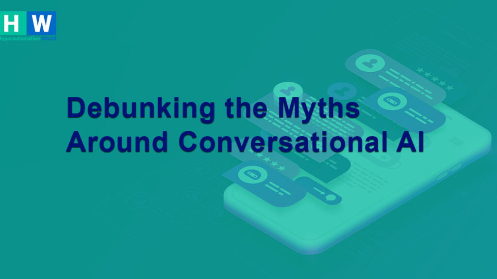 Myths about conversational AI