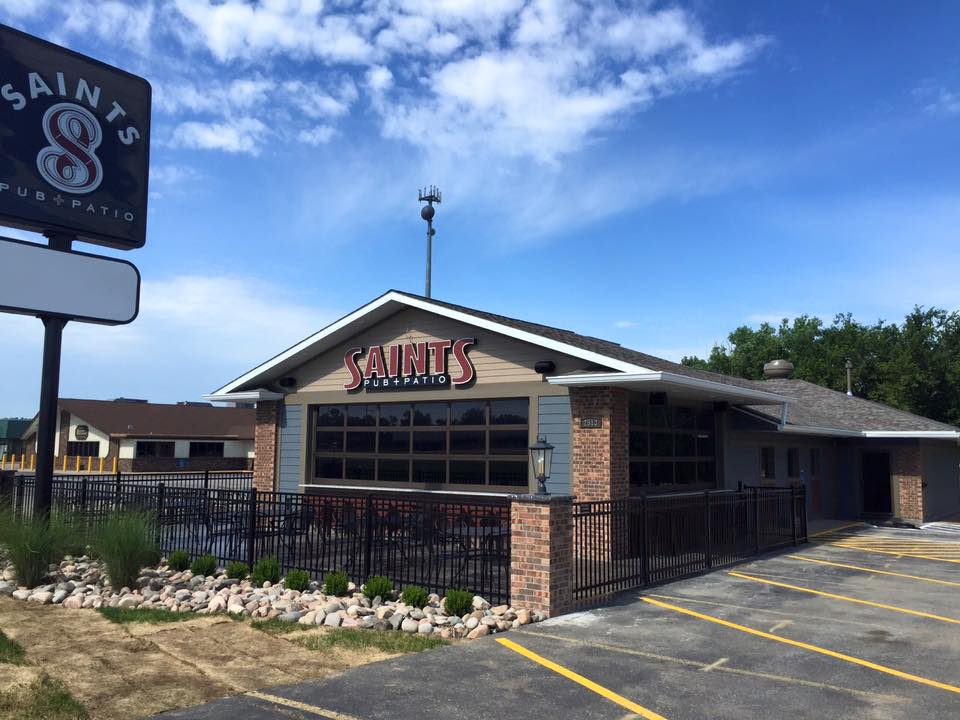 Owners bring Saints Pub + Patio home