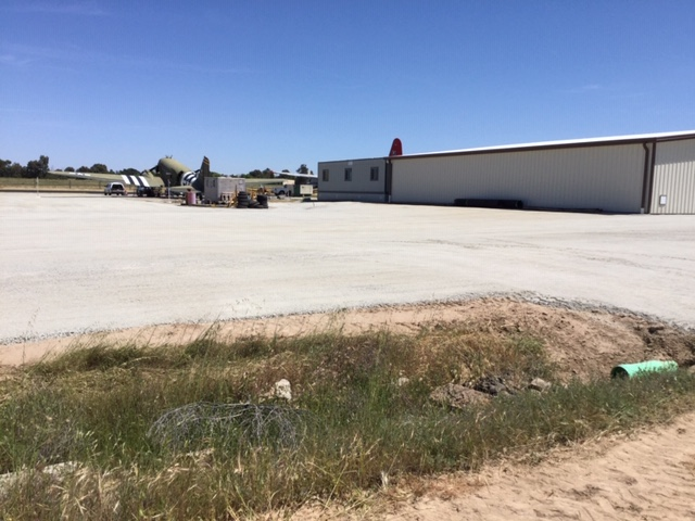 Camping and Swap Meet Area