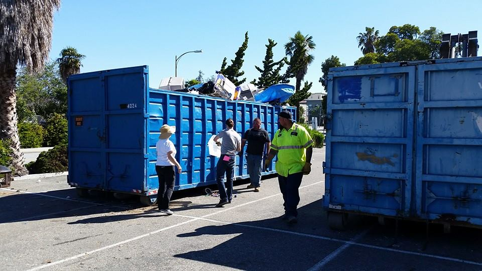 Dumpster Day-1