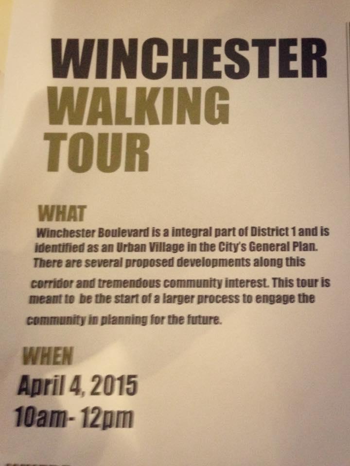 Winchester Walking Tour