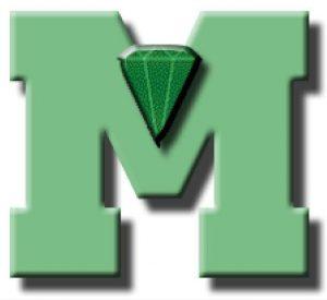 Manistique Emeralds Logo