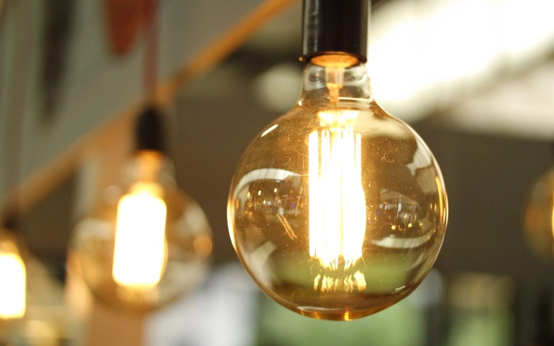 Light Bulb for article about Willis Electric Co
