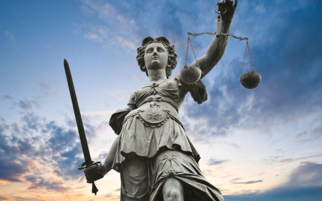 Lady Justice for article about SAS Supreme Court cert grant