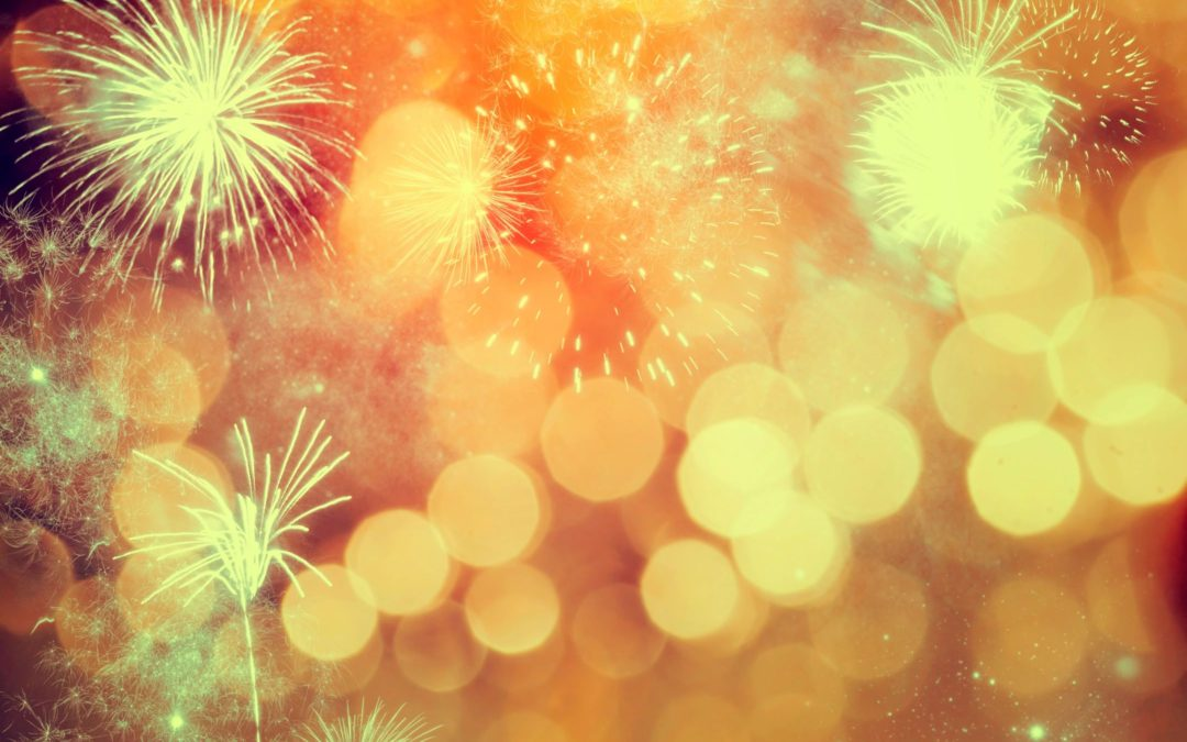 Fireworks for 100th Post since relaunch