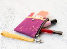 Giftable Projects - Zippered Bags & Purse Organizer
