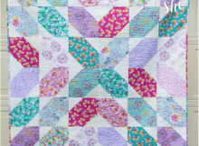 Fancy Squares Quilt Pattern   Free Quilting Pattern